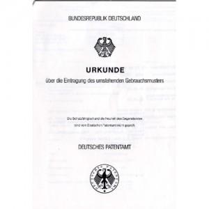 1986 Urkunde